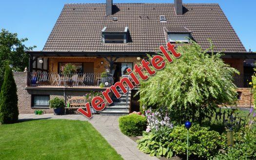 Verkauft durch Schöller Immobilien e.K. Doppelhaushälfte in Bergheim mit hochwertiger Ausstattung.