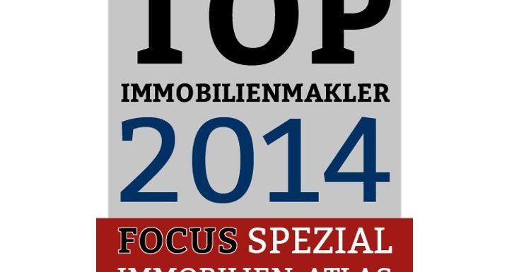 Schöller Immobilien Auszeichnung Focus Top Makler 2014