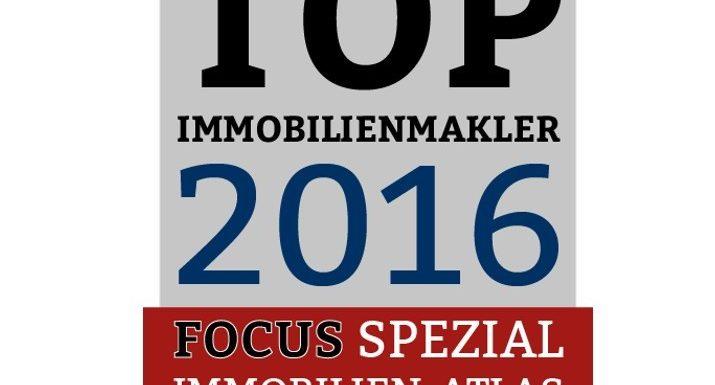 Focus Top Makler 2016 Schöller Immobilien Köln