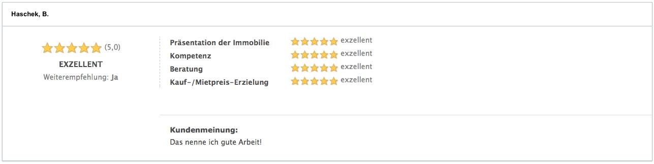 Bewertung Vermieter Köln